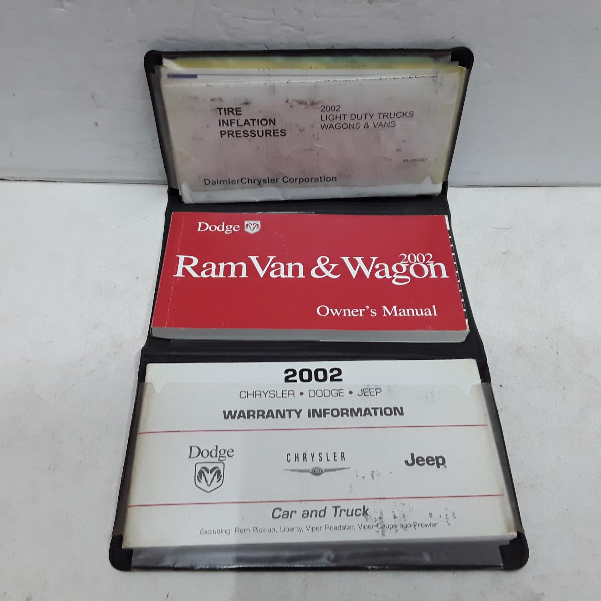 Fuse Box Dodge Ram 2002 Manual Guide
